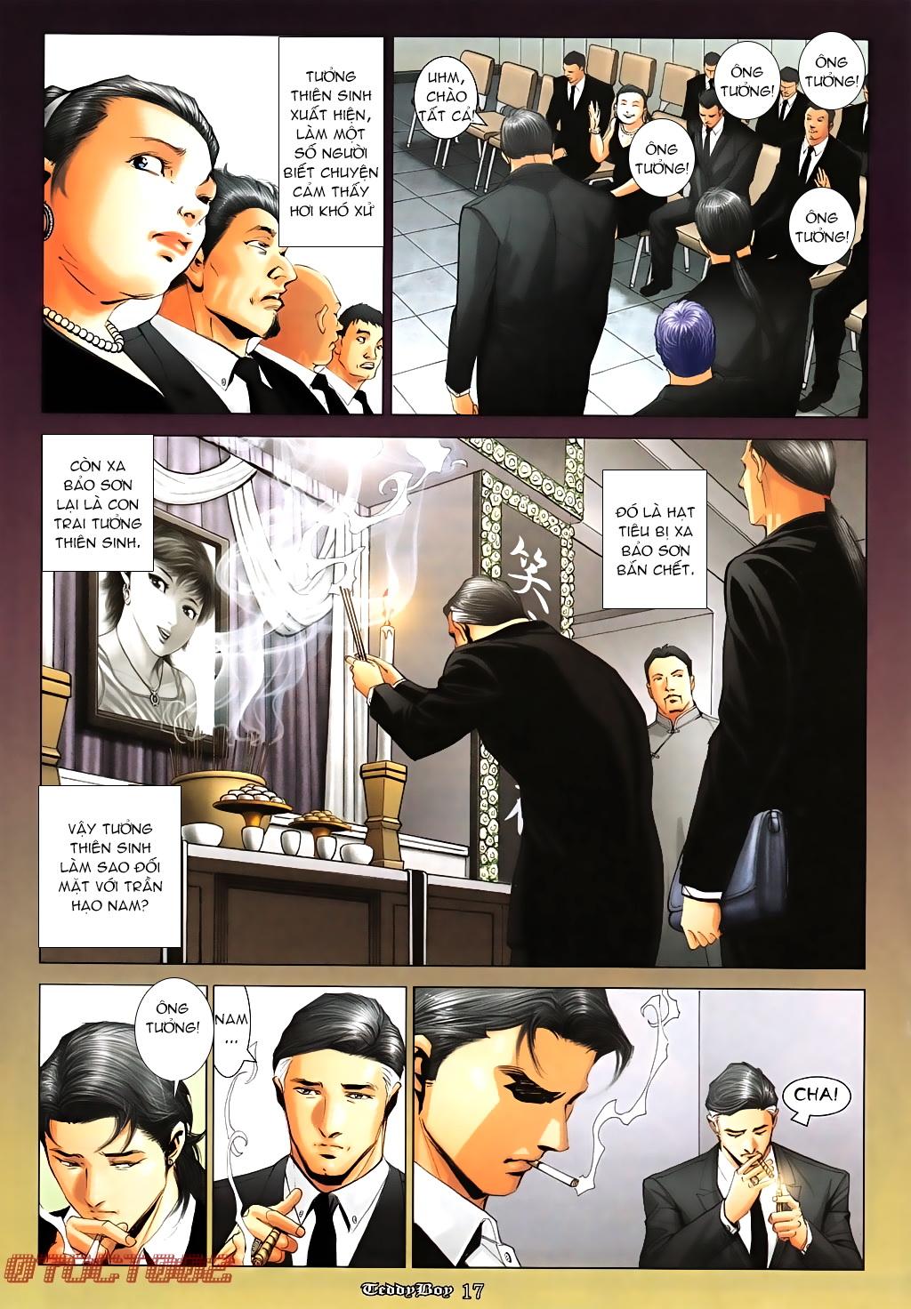 Người Trong Giang Hồ Chap 1017 - Truyen.Chap.VN