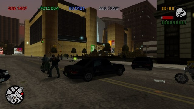 Download GTA Liberty City Stories PC Games Gameplay