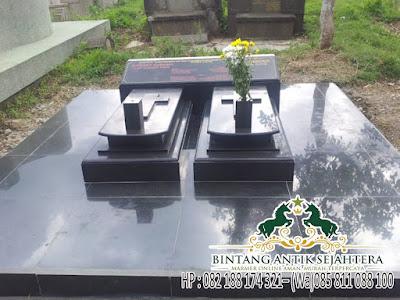 Pusara Makam Kristen, Model Pusara Kristen Granit, Model Kuburan Kristen Sederhana