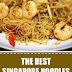 The Best Singapore Noodles