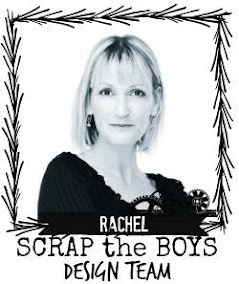 Scrap the Boys Challenge Blog