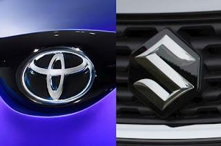 Toyota si Suzuki