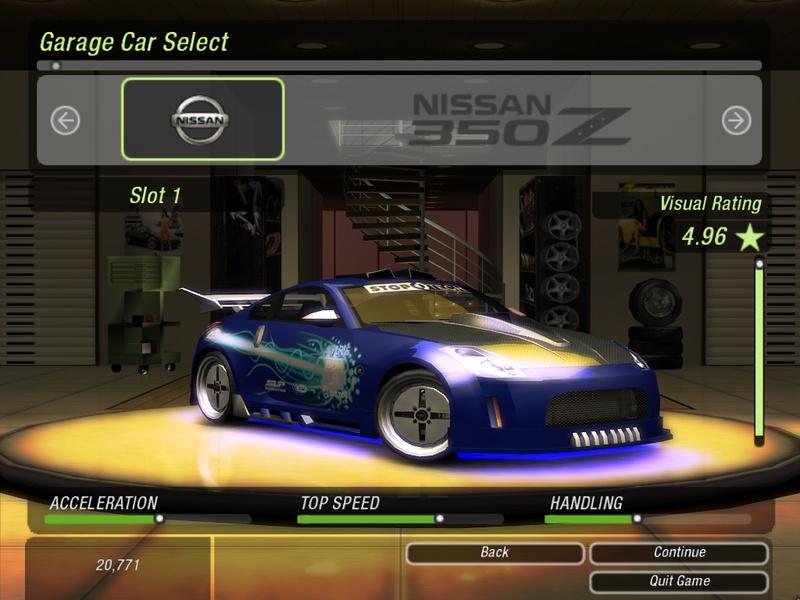 تحميل لعبة need for speed underground 2 للكمبيوتر من ميديا فاير