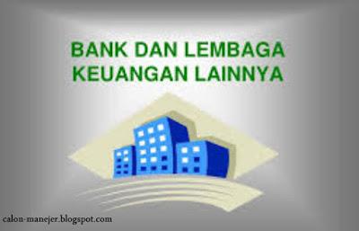 Pengertian Lembaga Keuangan dan Klasifikasi Lembaga keuangan