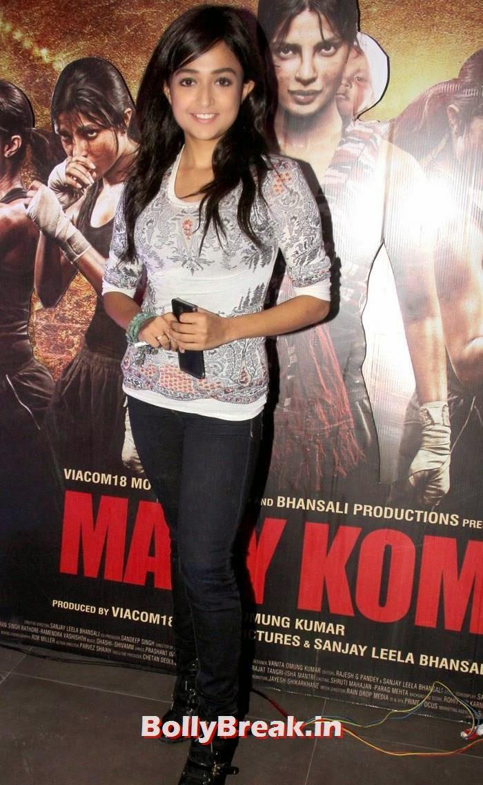 Monali Thakur, 'Mary Kom' Premiere Pics