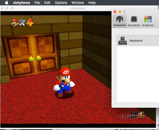 n64 emulator for ppc mac