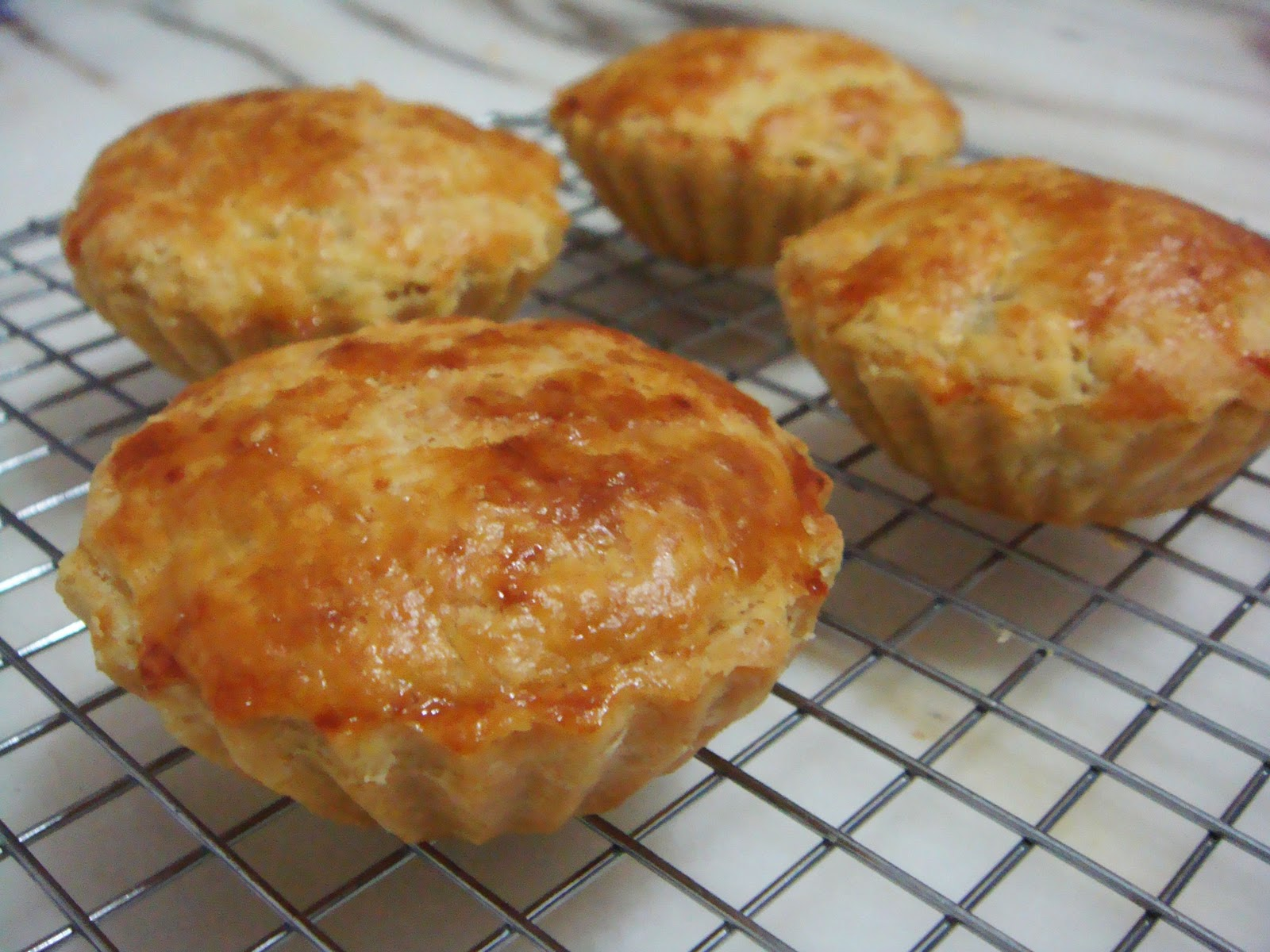 Baking Library Savoury For A Change Chicken Pies