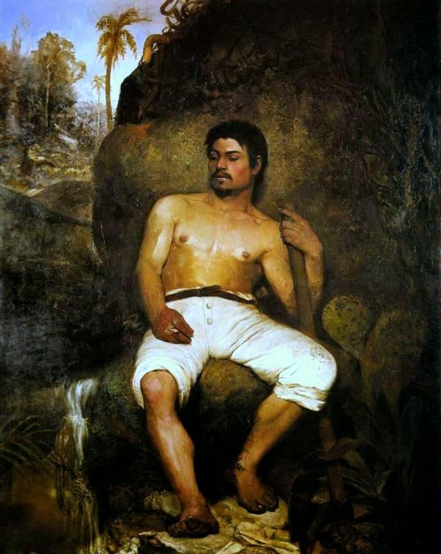 O Derrubador Brasileiro - Almeida Júnior e suas principais pinturas ~ brasileiro