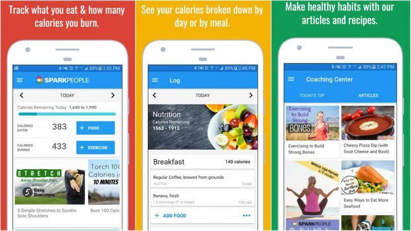 أفضل 4 تطبيقات لخسارة الوزن الزائد في فترة زمنية وجيزة