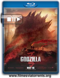 Godzilla Torrent - BluRay Rip 720p e 1080p Legendado (2014)