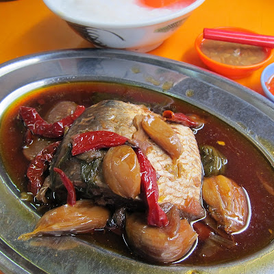 Teochew-Porridge-Come-and-Eat-Johor-Bahru-吃又来潮州粥
