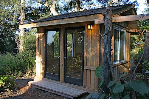 Tiny Home Designs: Gleaming Night: Molecule Tiny Homes