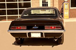 1969 Chevrolet Camaro COPO Clone Rear
