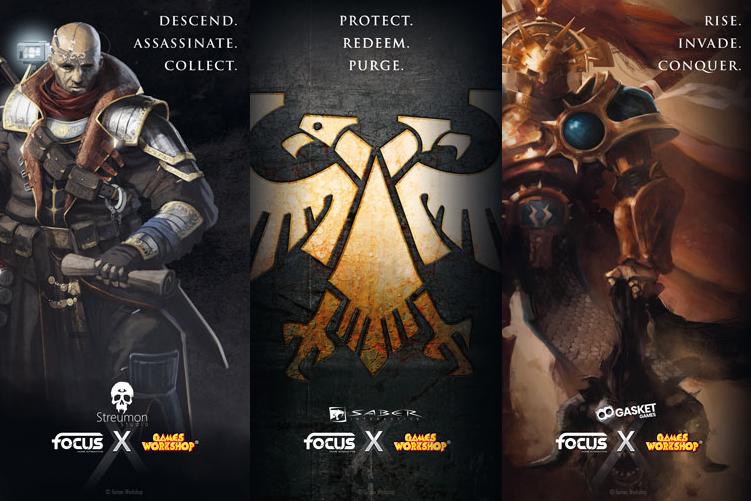 Faeit 212: Warhammer 40k News and Rumors: Multiple Warhammer