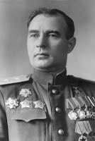 Colonel Alexander Ignatievich Kazartsev