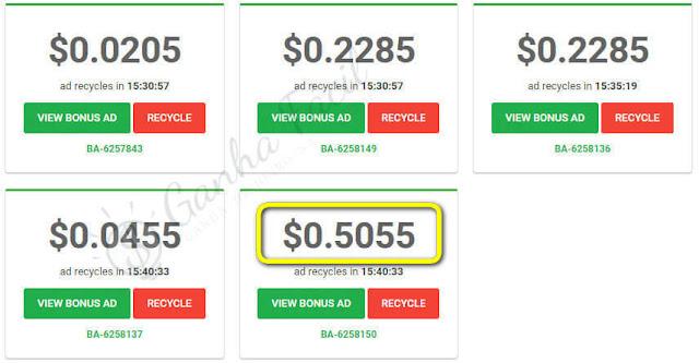 paidverts pv mtv mytrafficvalue ads anúncios dólar dinheiro ganha ptc clicar