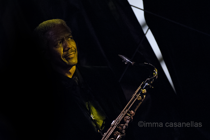 Billy Harper (The Cookers) La Zurriola, Donostia 22-7-2015
