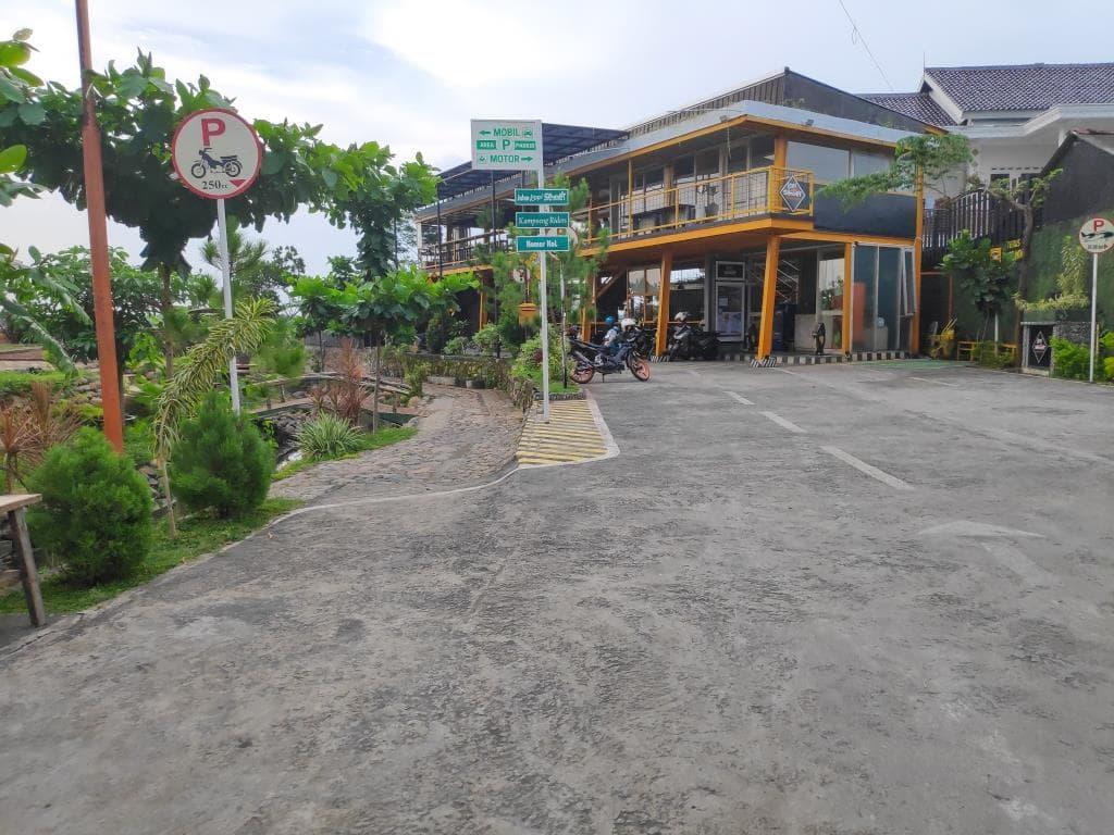 Kopi Senthet Kampoeng Bikers