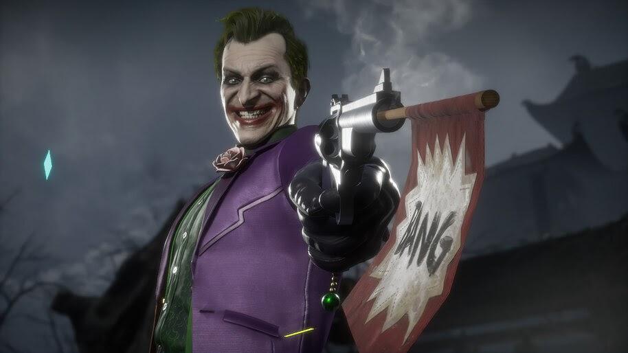 Joker, MK11, 4K, #7.1310