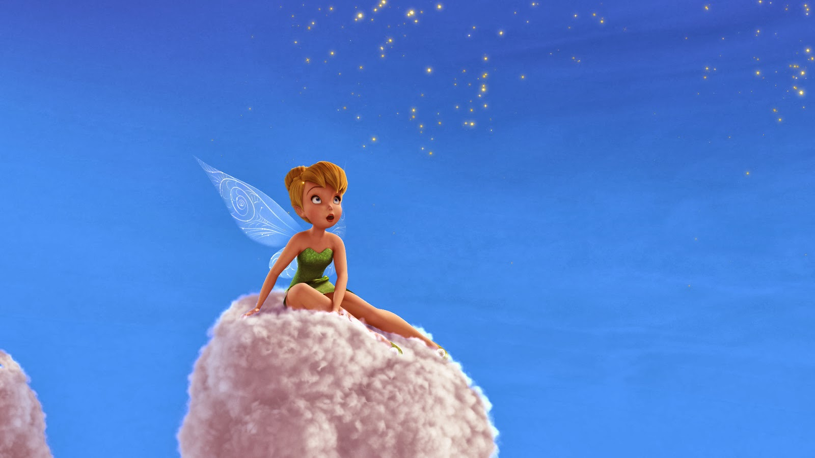 Wallpaper Tinkerbell HD 1080p
