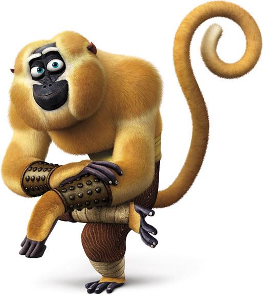 Epixod le blog kung fu panda 3 - Maitre kung fu panda ...