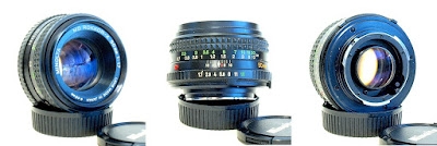 Minolta MD Rokkor-X 50mm 1:1.7