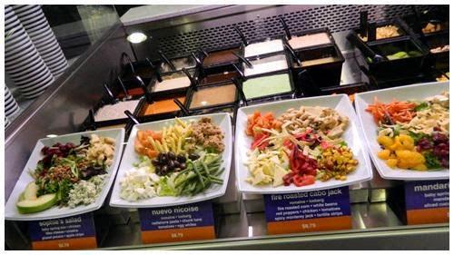 Saladworks Menu and Price List Latest 2017