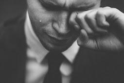 Air Mata Suami dalam sebuah Karya Puisi untuk Suami yang Pendiam