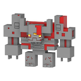 Minecraft Redstone Monstrosity Survival Mode Figure