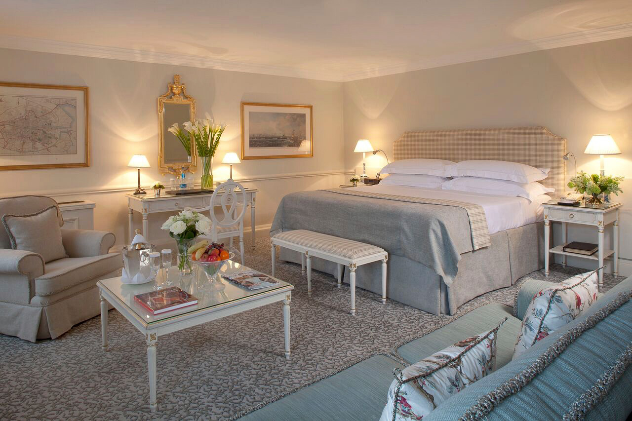 Rooms: The Merrion Hotel - Dublin, Ireland