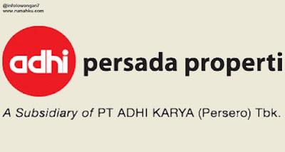 gambar Lowongan Kerja Adhi Persada Properti  maret 2016