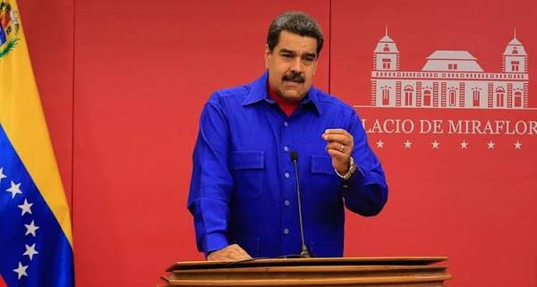 Presidente Maduro anuncia aumento de 40 % del salario mínimo