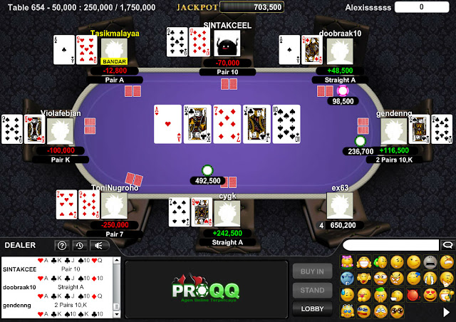 Raih Keuntungan Besar Bermain Poker Online Deposit Murah