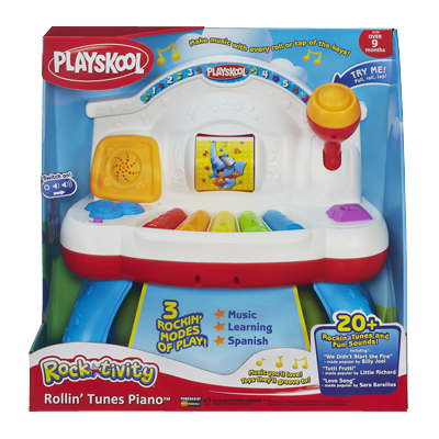 Playskool Roctivity Piano
