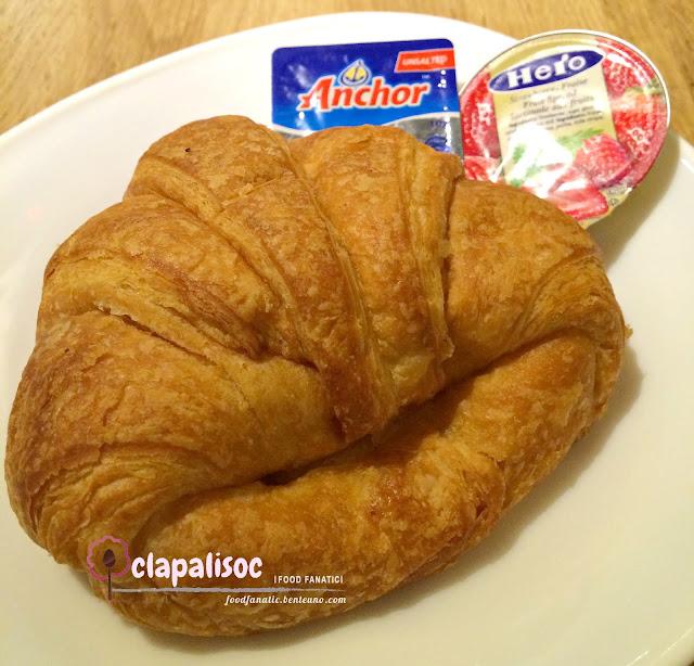 Casa Italia Philippines Butter Croissant