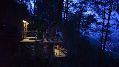 Tempat Wisata Romantis, Omah Kayu