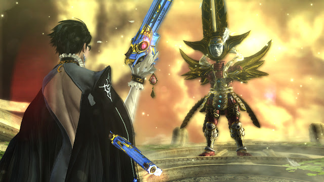 Bayonetta Switch review