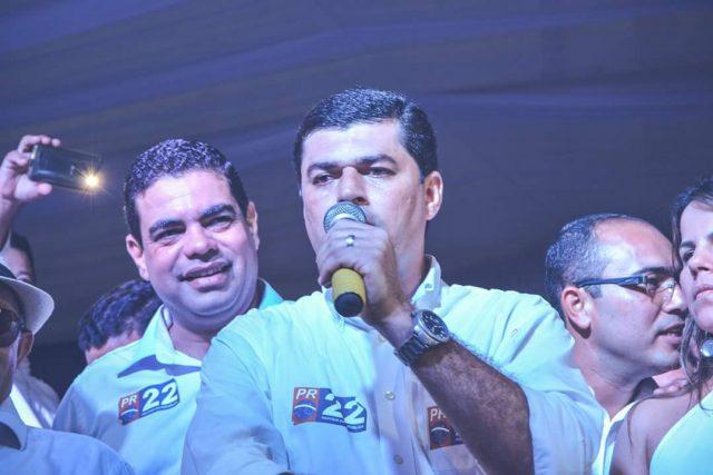 Diogo Alexandre é oficializado como candidato a prefeito de Chã Grande