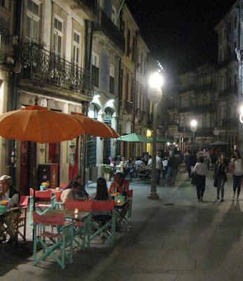 Noite no Porto