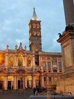 santa maria maior guia brasileira - A Revolução Cristã