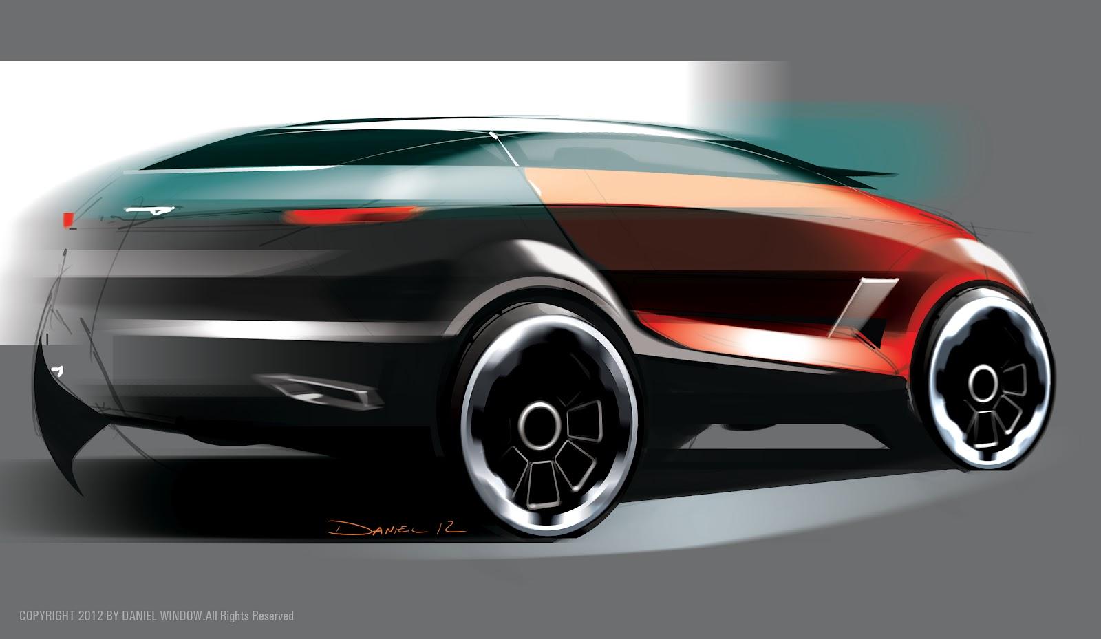 Dan Window Vehicle Design