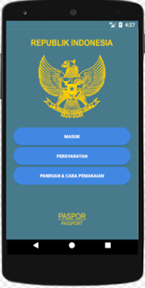 Pakai Aplikasi Ini, Jadi Tak Perlu Antri Bikin Paspor