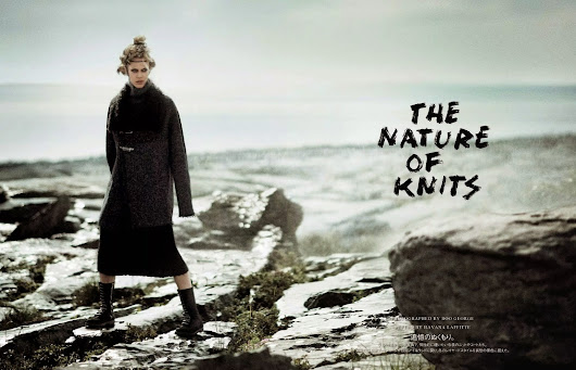 Editorial: The fashion of Knit