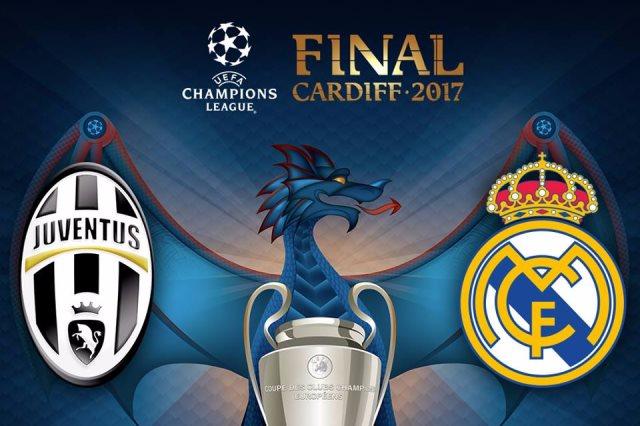 موعد مباراة ريال مدريد ويوفنتوس, نهائي دوري أبطال أوروبا 2017, والقنوات الناقلة للمباراة