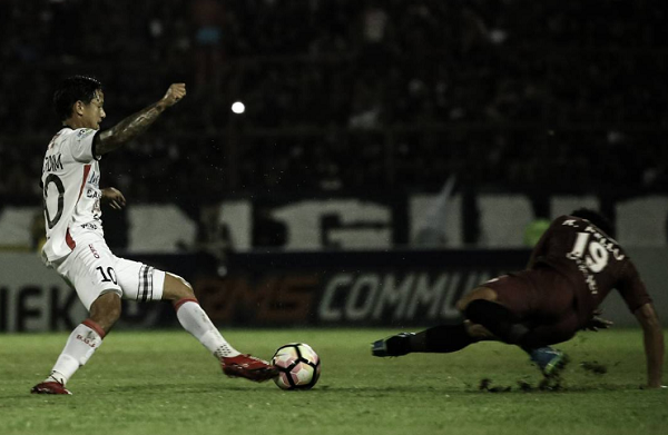 Mamayo! Gol Menit Akhir Bali United Permalukan PSM Makassar
