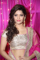 Ritika Sing in Golden Pink Choli Ghagra Cute Actress Ritika Sing ~  010.JPG