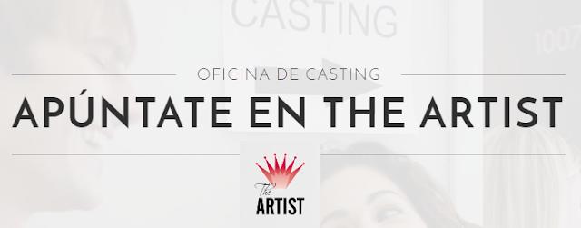 the artist casting para modelos