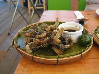 Lantaw Restaurant Bakasi (Eel)
