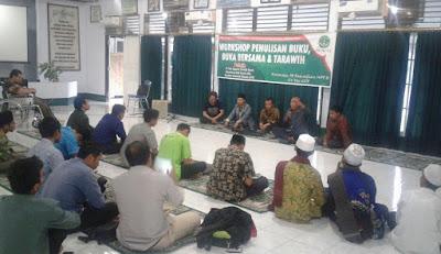 IPNU NTB Gelar Workshop Penulisan Buku