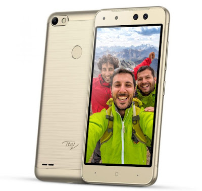 itel S21 with Dual front camera launched for Rs 5999
